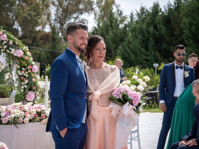 Il matrimonio di Michele  e Giada a Foggia, Foggia 78
