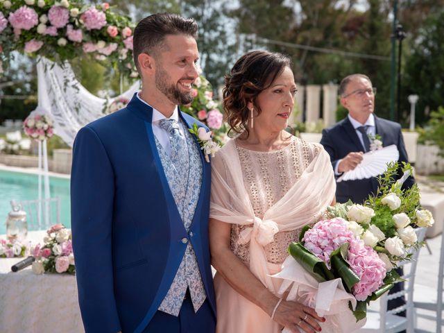 Il matrimonio di Michele  e Giada a Foggia, Foggia 79