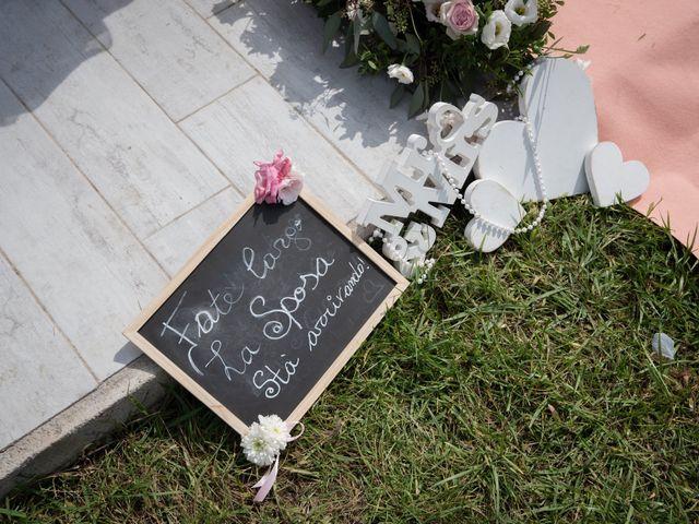 Il matrimonio di Michele  e Giada a Foggia, Foggia 81