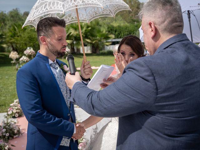 Il matrimonio di Michele  e Giada a Foggia, Foggia 82