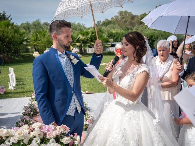 Il matrimonio di Michele  e Giada a Foggia, Foggia 85