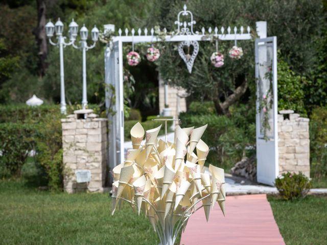 Il matrimonio di Michele  e Giada a Foggia, Foggia 89