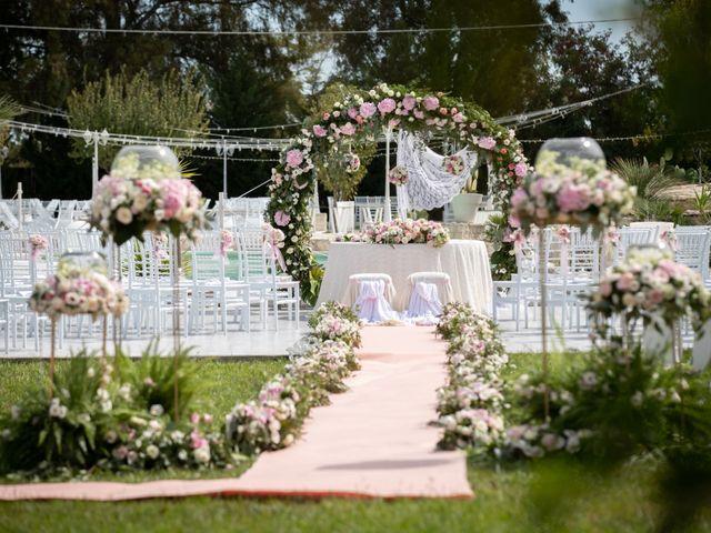 Il matrimonio di Michele  e Giada a Foggia, Foggia 92