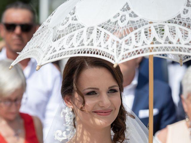 Il matrimonio di Michele  e Giada a Foggia, Foggia 104
