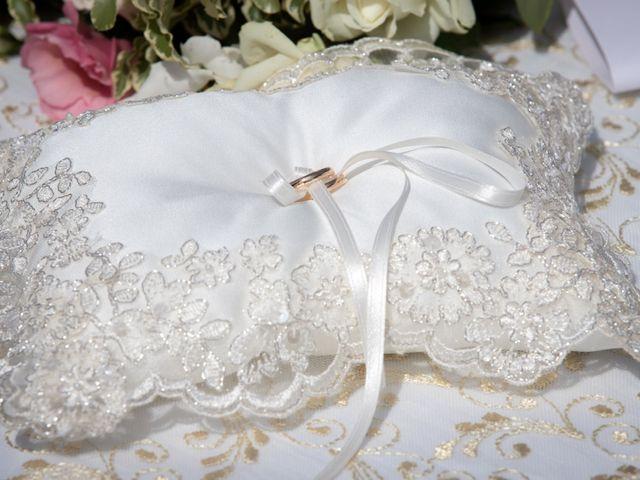 Il matrimonio di Michele  e Giada a Foggia, Foggia 107