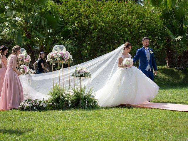 Il matrimonio di Michele  e Giada a Foggia, Foggia 111