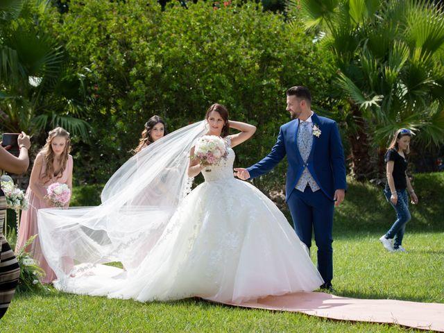 Il matrimonio di Michele  e Giada a Foggia, Foggia 112