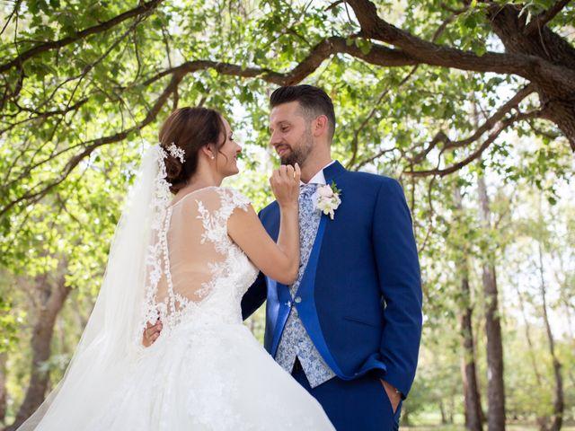 Il matrimonio di Michele  e Giada a Foggia, Foggia 116