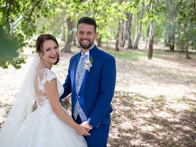 Il matrimonio di Michele  e Giada a Foggia, Foggia 118