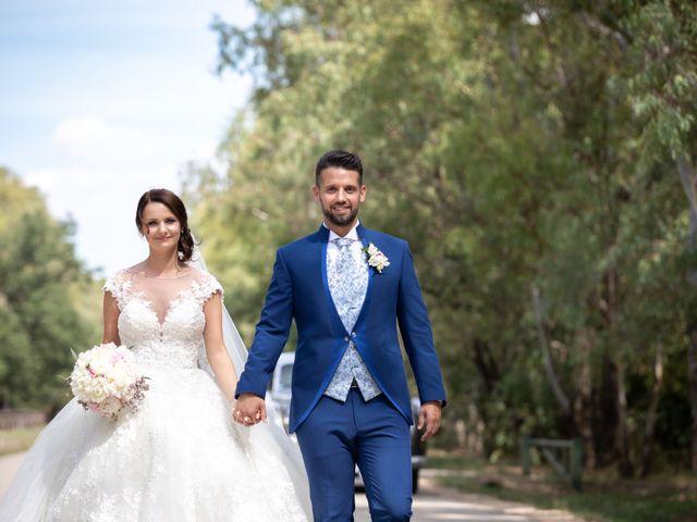 Il matrimonio di Michele  e Giada a Foggia, Foggia 126