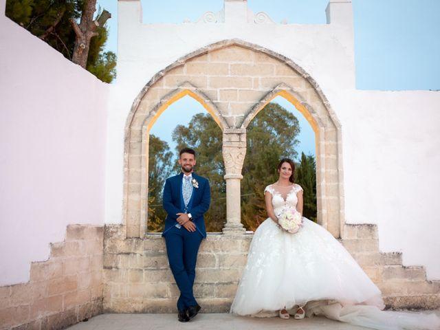 Il matrimonio di Michele  e Giada a Foggia, Foggia 132