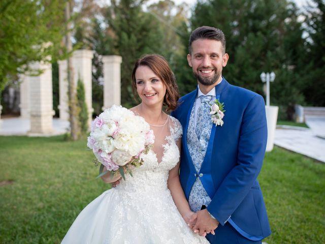 Il matrimonio di Michele  e Giada a Foggia, Foggia 133