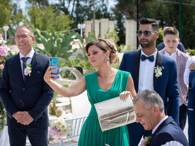 Il matrimonio di Michele  e Giada a Foggia, Foggia 141