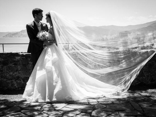 Le nozze di Lara e Luca