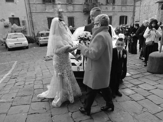 Il matrimonio di Fabio e Eleonora a Pescia, Pistoia 9