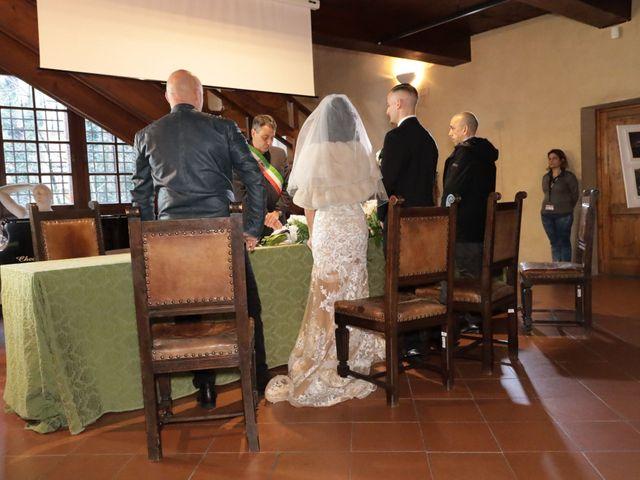 Il matrimonio di Fabio e Eleonora a Pescia, Pistoia 13