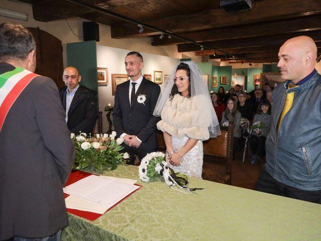 Il matrimonio di Fabio e Eleonora a Pescia, Pistoia 14