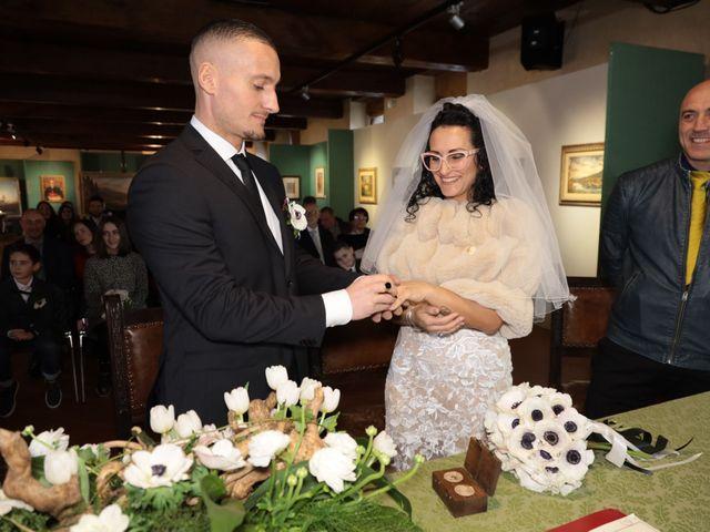 Il matrimonio di Fabio e Eleonora a Pescia, Pistoia 17