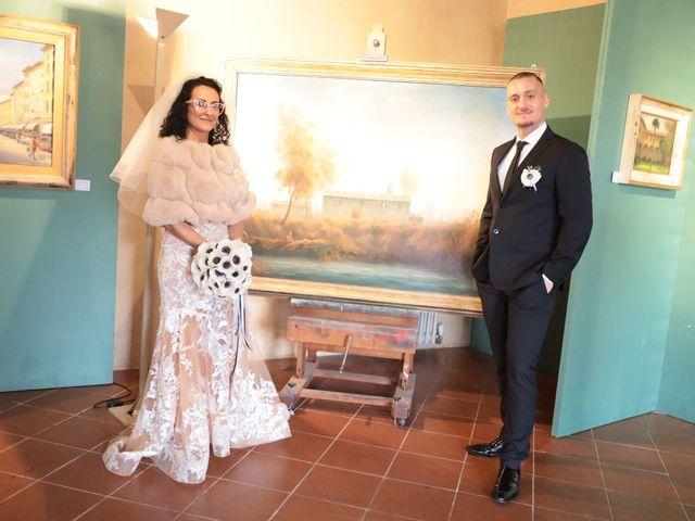 Il matrimonio di Fabio e Eleonora a Pescia, Pistoia 25