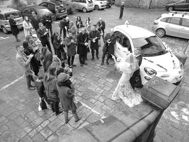 Il matrimonio di Fabio e Eleonora a Pescia, Pistoia 29