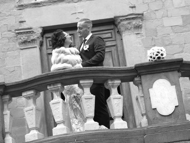 Il matrimonio di Fabio e Eleonora a Pescia, Pistoia 30