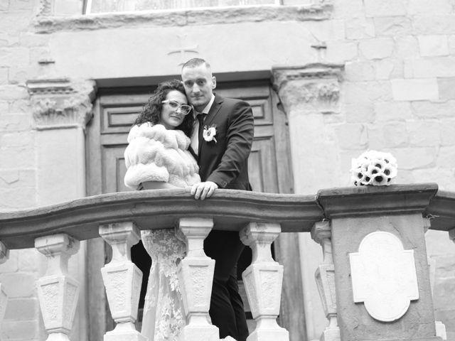 Il matrimonio di Fabio e Eleonora a Pescia, Pistoia 31