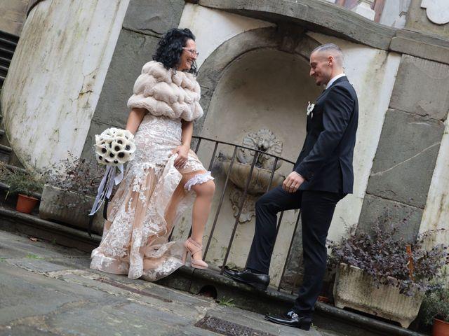 Il matrimonio di Fabio e Eleonora a Pescia, Pistoia 34