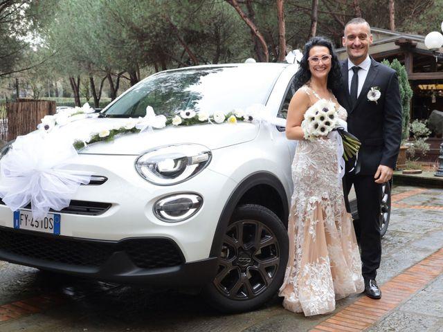 Il matrimonio di Fabio e Eleonora a Pescia, Pistoia 52