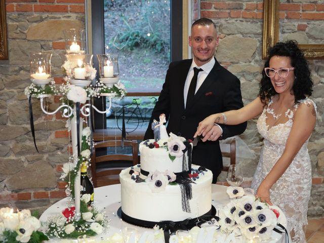 Il matrimonio di Fabio e Eleonora a Pescia, Pistoia 78