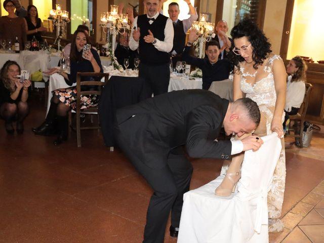 Il matrimonio di Fabio e Eleonora a Pescia, Pistoia 79