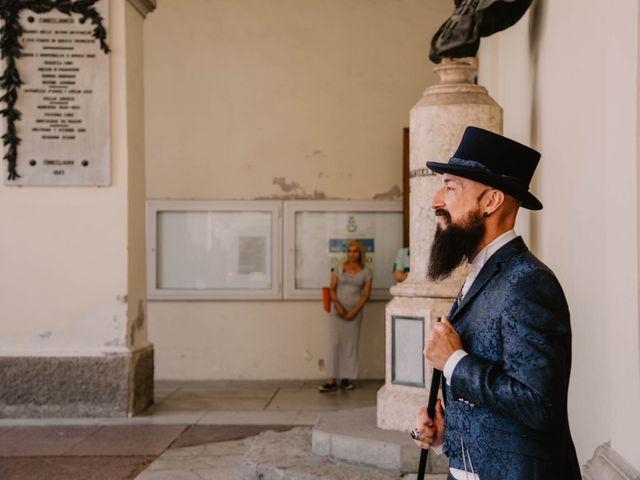 Il matrimonio di Claudio e Rosella a Conegliano, Treviso 24