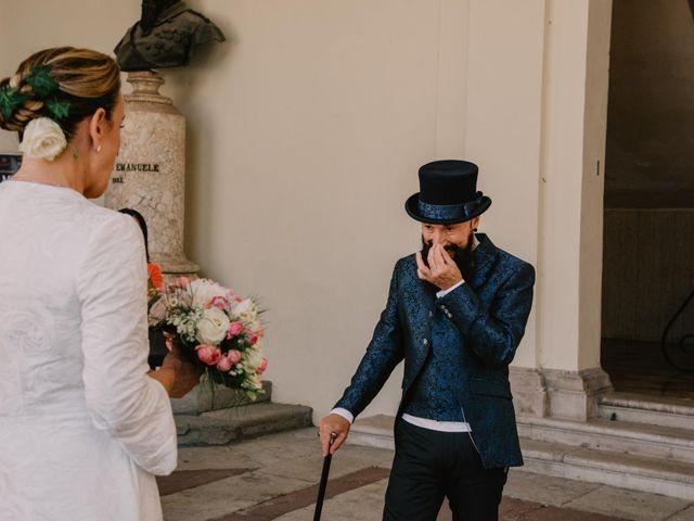 Il matrimonio di Claudio e Rosella a Conegliano, Treviso 1