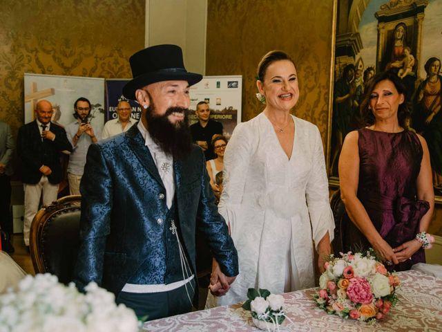 Il matrimonio di Claudio e Rosella a Conegliano, Treviso 27