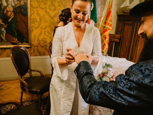 Il matrimonio di Claudio e Rosella a Conegliano, Treviso 31