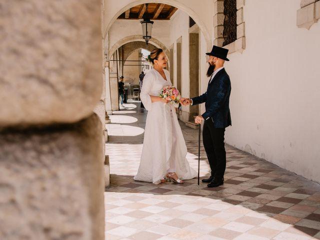 Le nozze di Rosella e Claudio