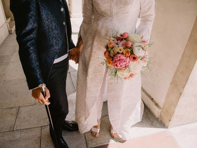 Il matrimonio di Claudio e Rosella a Conegliano, Treviso 36