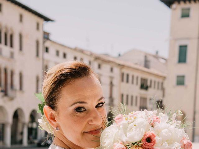 Il matrimonio di Claudio e Rosella a Conegliano, Treviso 37