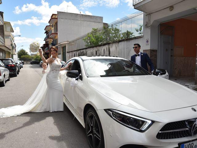Il matrimonio di Milena e Giuseppe a Afragola, Napoli 2