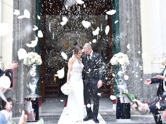 Il matrimonio di Milena e Giuseppe a Afragola, Napoli 3