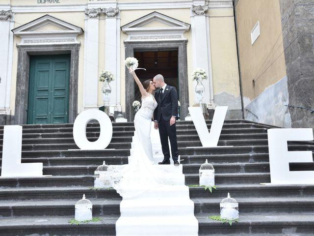 Il matrimonio di Milena e Giuseppe a Afragola, Napoli 10