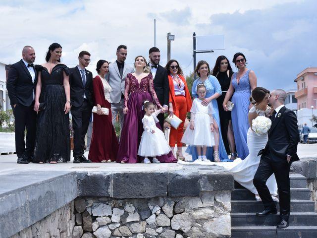 Il matrimonio di Milena e Giuseppe a Afragola, Napoli 12