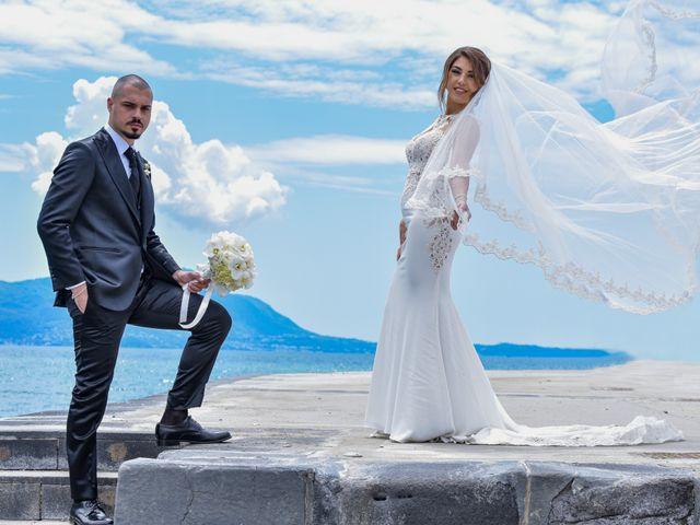 Il matrimonio di Milena e Giuseppe a Afragola, Napoli 13