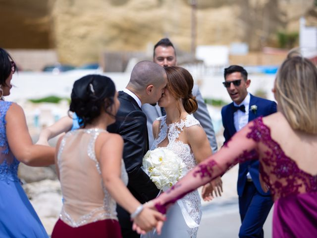 Il matrimonio di Milena e Giuseppe a Afragola, Napoli 15