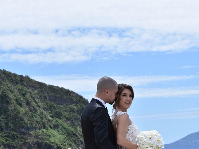 Il matrimonio di Milena e Giuseppe a Afragola, Napoli 16