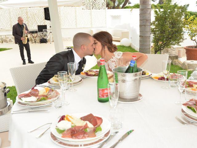 Il matrimonio di Milena e Giuseppe a Afragola, Napoli 18