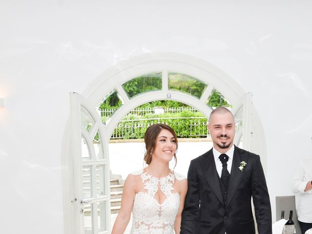 Il matrimonio di Milena e Giuseppe a Afragola, Napoli 19