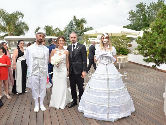 Il matrimonio di Milena e Giuseppe a Afragola, Napoli 20
