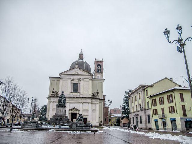 Il matrimonio di Elsa e Luca a Desio, Monza e Brianza 20