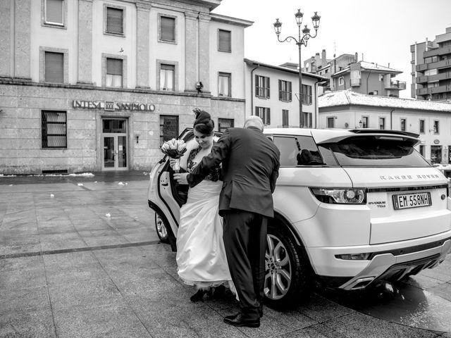 Il matrimonio di Elsa e Luca a Desio, Monza e Brianza 23