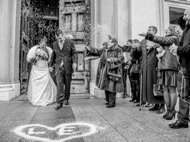 Il matrimonio di Elsa e Luca a Desio, Monza e Brianza 31